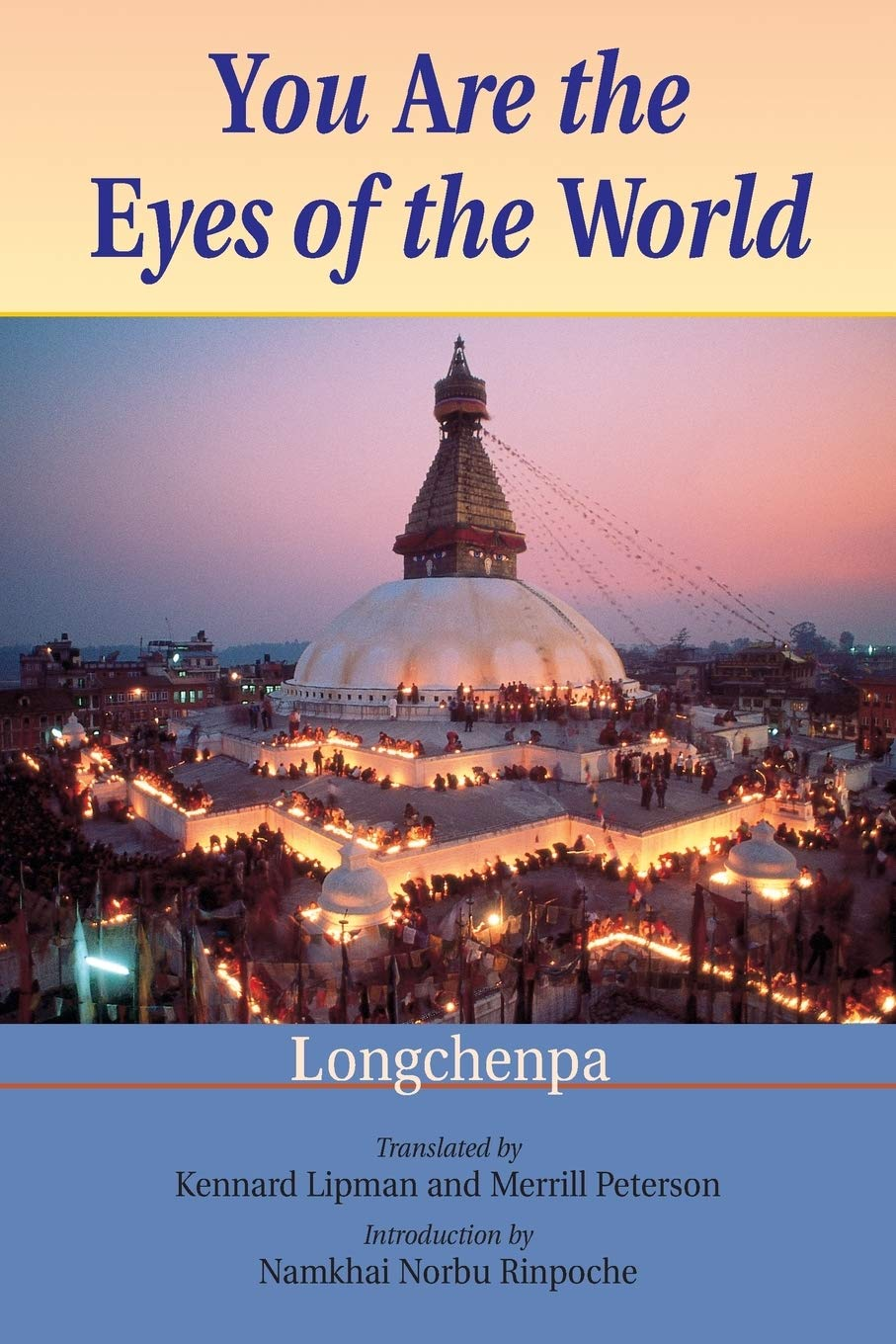 4 The Jewel Ship, from You Are the Eyes of the World, by Longchenpa